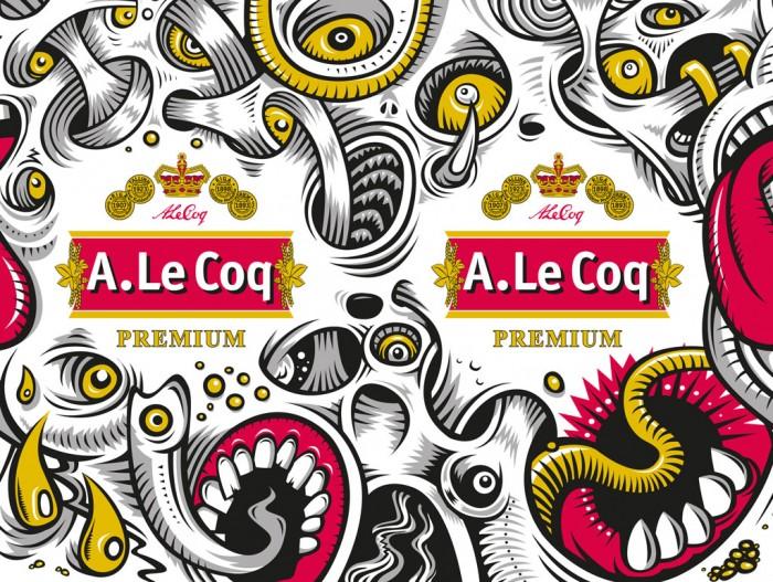 A. Le Coq Premium (1)