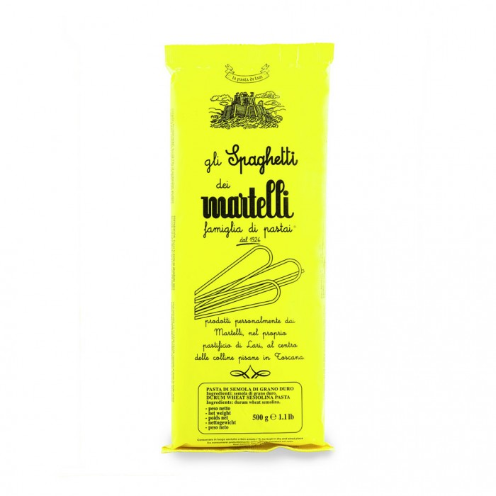 Pasta Martelli