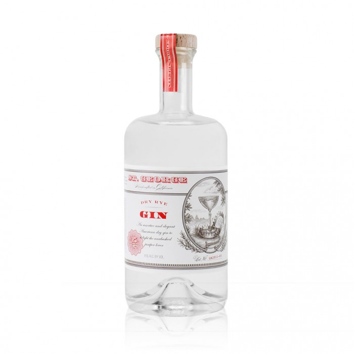 St. George Spirits  Dry Rye Gin