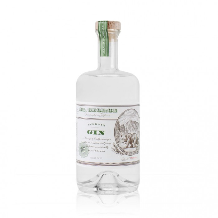 St. George Spirits – Terroir Gin