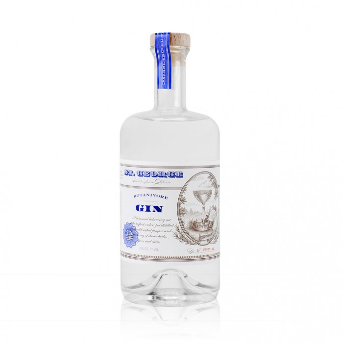 St. George Spirits – Botanivore Gin